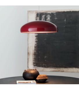 Fontana arte Pangen sospensione rossa