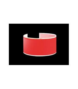 Cini & nils anello sfere rosso per componi 200