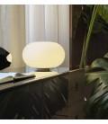 Fontana Arte Bianca lumetto senza stelo diametro 30 cm LED