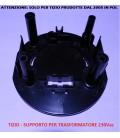 Artemide Tizio ricambio supporto per trasformatore particolare N° 19