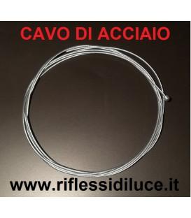 Artemide cavo di acciaio ricambio Logico - Logico mini - Logico micro sospensione
