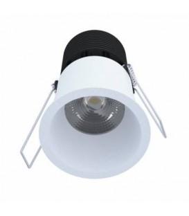 Novalux Kone faretto tondo incasso led 10W luce bianca calda