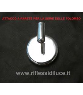 Artemide attacco a parete per Tolomeo, mini, micro e basculante