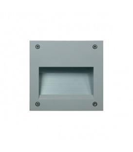 Castaldi Thorn 1 fluorescente elettronica 13W colore alluminio