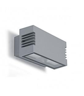 Castaldi Miniduplo Q E27 100W colore alluminio