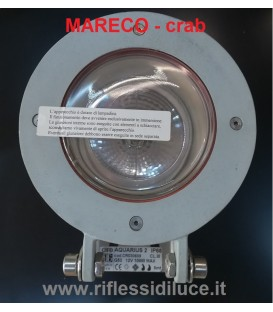 Mareco crab aquarius 12 volt 100W da immersione