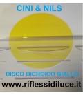 Cini & nils disco dicroico giallo per componi 200