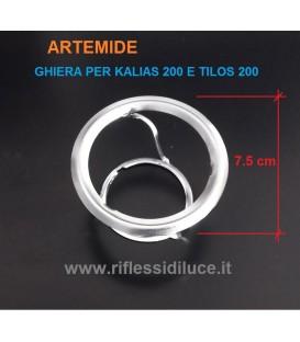 Artemide ghiera di ricambio per Kalias 200 e Tilos 200