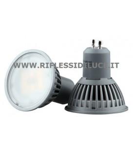 LAMPADINA LED MR16 GU10 7.5W 230V LUCE BIANCO FREDDO