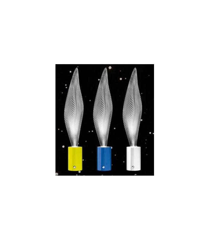 artemide cosmic leaf mini lampada da tavolo colore bianca. Black Bedroom Furniture Sets. Home Design Ideas