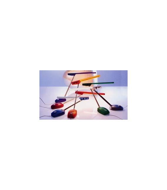 Lampada artemide rossa la collezione di for Nerbi arredamento