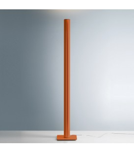Artemide ilio led 3000K terra colore arancione ambra