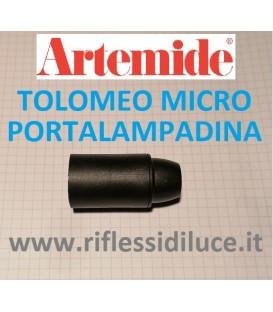 Artemide tolomeo micro portalampada di ricambio