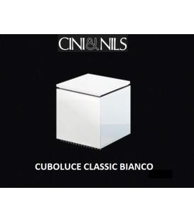 Cini & Nils Cuboluce bianco E14 led 3W