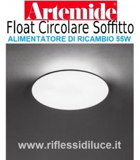 Artemide alimentatore di ricambio per float soffitto fluorescente circolare 55W