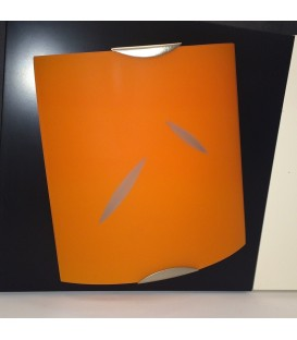 Mazzega Split soffitto parete arancione