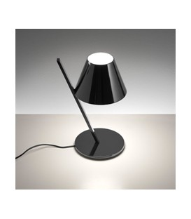 Artemide la Petite tavolo led E14 nera