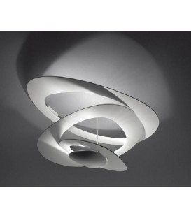 Artemide Pirce mini alogena soffitto bianca