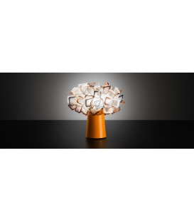 SLAMP CLIZIA TAVOLO ORANGE