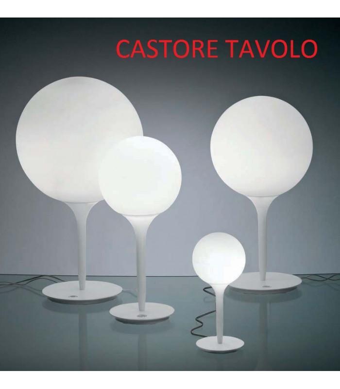 High Quality Artemide|castore Tavolo 42|lampada Ecoalogena 205w E27|prezzo  Scontato|miglior Prezzo Online|vendita Lampade Artemide|