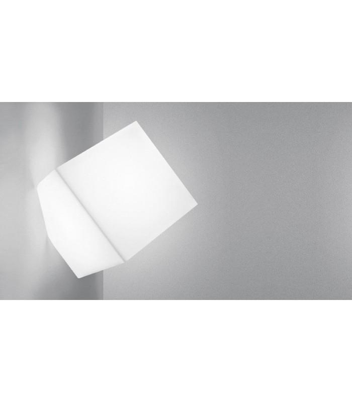 Artemide edge 30 parete soffitto lampada a basso consumo - Lampade parete artemide ...
