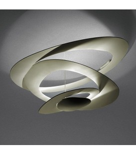 ARTEMIDE PIRCE SOFFITTO LED 3000K ORO