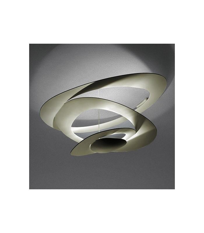 artemide pirce soffitto led oro artemide plafoniere a led migliori prezzi online artemide a. Black Bedroom Furniture Sets. Home Design Ideas