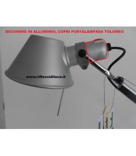 ARTEMIDE BICCHIERE ALLUMINIO PER TOLOMEO