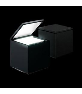 CINI & NILS CUBOLUCE LED NERO