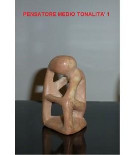BAROKCHI STATUA PENSATORE MEDIO TONALITA' 1