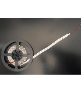 STRISCIA DOPPIO LED IP20 BOBINA DA 5 MT 24V SMD5630 25W/MT BIANCO CALDO