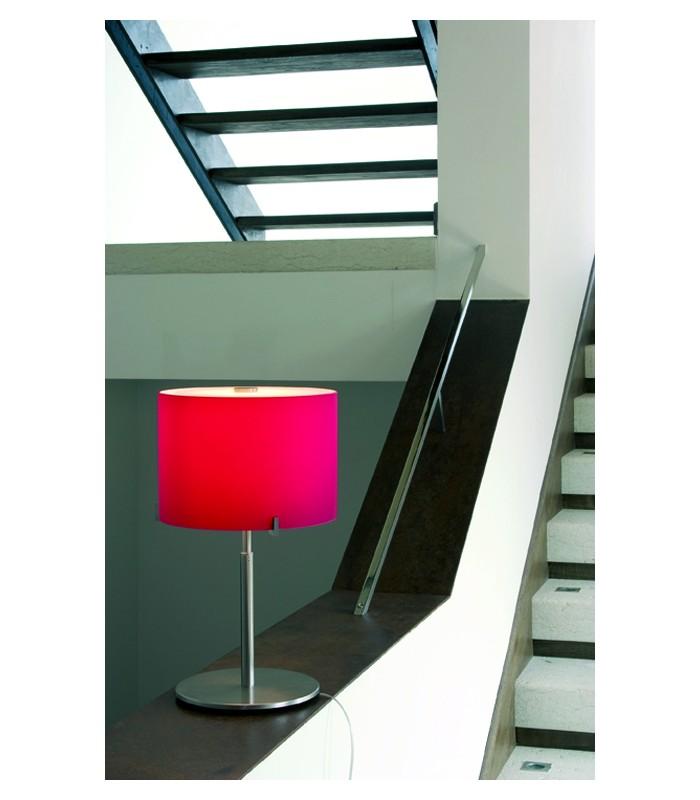 Prandina cpl t30 da tavolo cromo vetro bianco opalino prezzi ...