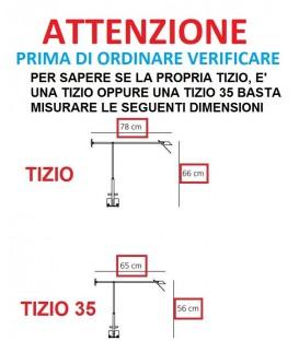 Ricambi Artemide Tizio 35