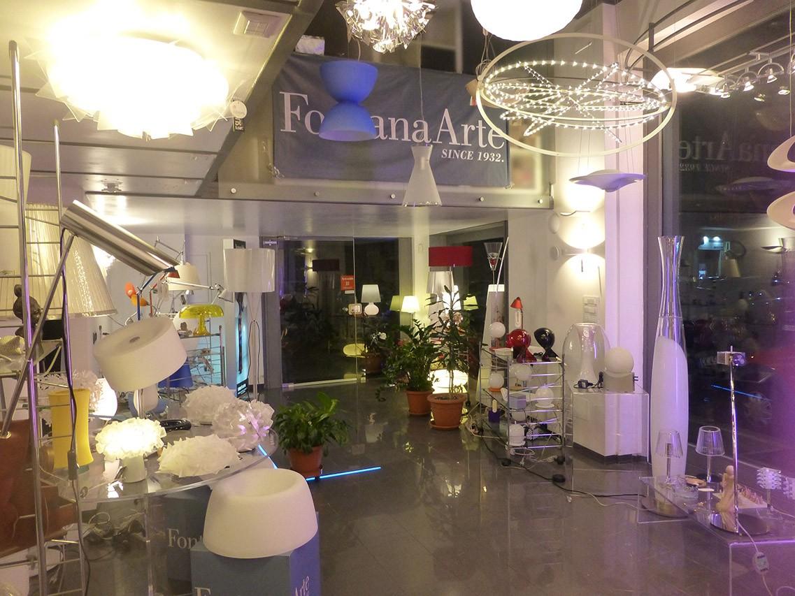 Negozi Di Lampadari A Salerno illuminotecnica vendita lampade online | artemide |lampade